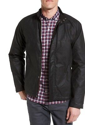 New Men's Barbour 'Chrome' Slim Fit Water Repellent Jacket Size L