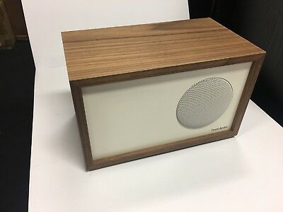 Tivoli Audio Radio Albergo Speaker Cabinet walnut sale $60