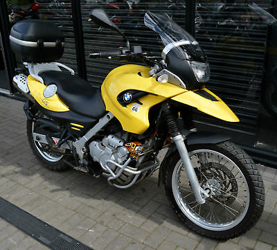 Sold - 2005 Bmw F650Gs * Part Ex Clearance * Lowered - Private Plate M400Sss