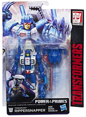 Transformers Power Of The Primes Deluxe Class Terrorcon Rippersnapper