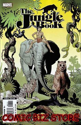 Marvel Illustrated Jungle Book (2007) 1St Printing Bagged & Boarded  Comics