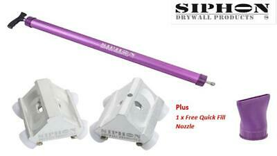 Siphon drywall product Tapping and Topping Internal Corner Kit