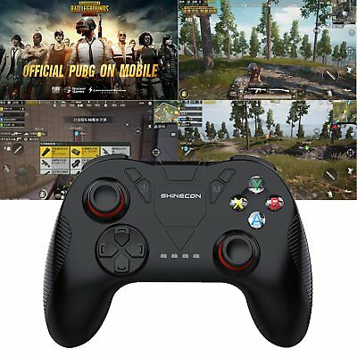 Wireless Bluetooth Gamepad Remote Game Controller B04A For PUBG Mobile FR STOCK