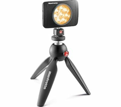 NEW!!! MANFROTTO Lumimuse 8 LED Light 60 minute battery life