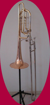 """Brand New Double Trigger BASS TROMBONE from """"I&K"""" in Melbourne"""