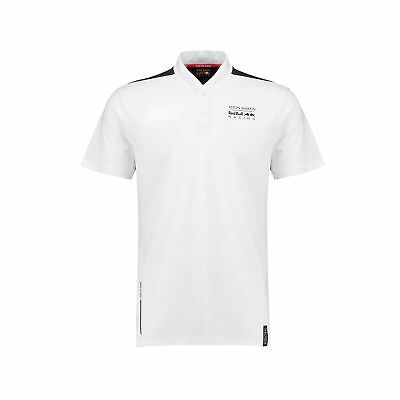 ec07d1b6614 2018 Aston Martin Red Bull Racing Mens Seasonal Polo Shirt Formula One Team