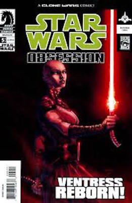 Star Wars: Obsession #5 (2005) 1St Printing Bagged & Boarded Dark Horse