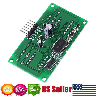 PWM Pulse 1-99% Frequency 6Hz-100KHz Square Wave Signal Generator Duty Cycle US