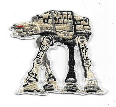 Star Wars Imperial AT-AT Walker Embroidered Patch Style 2 NEW UNUSED