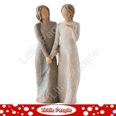 Willow Tree - Figurine My sister, my friend Collectable Gift NEW