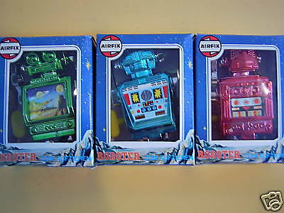 Gsr Robot  Airfix Roboter ++ Only The Red One !!!   New / Neuf In Box +++