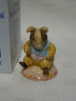 Collectable Royal Albert Beatrix Potter Figure - P2956 Old Mr Bouncer