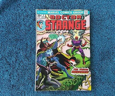 Doctor Strange #3 Marvel Avengers Defenders (Sep 1974, Marvel)