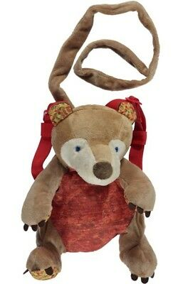ERIC CARLE 2-IN-1 Bear Backpack Harness - $14.99 | PicClick