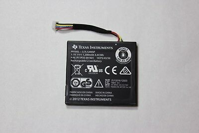 Genuine TI-84 Plus C Silver Battery Fits Nspire CX and CAS with Wire