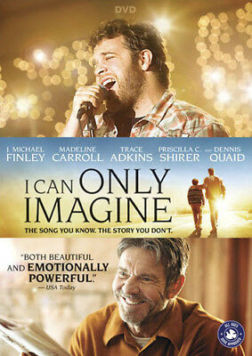 I CAN ONLY IMAGINE   - DVD - Region 1