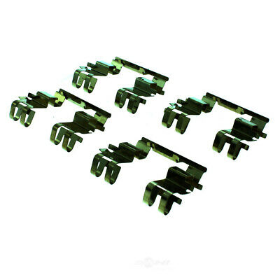 Centric Brake Hardware Kit Front New for Chevy Chevrolet Colorado 117.66020