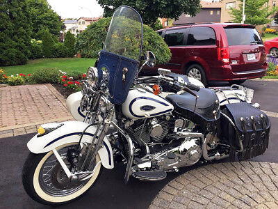 1997 Harley-Davidson Softail  1997 Harley-Davidson Heritage Softail with Sidecar - Many Upgrades - Show Winner