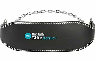 Mens Health Elite Weighted Dipping Belt With Chain Resistance Pull Up / Chin Ups