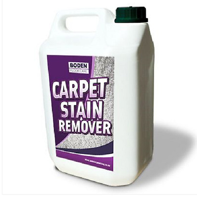 Carpet Stain Remover Intense Formulation Deep Stubborn Stains Coffee Gum Oil Wax