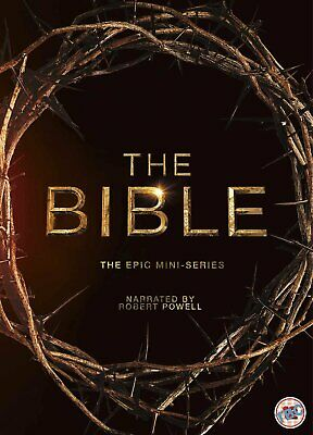 The Bible - TV Miniseries (DVD)