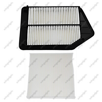 For Honda Accord 2.4L Engine 2013-2016 Cabin Air & Air Filter Combo New