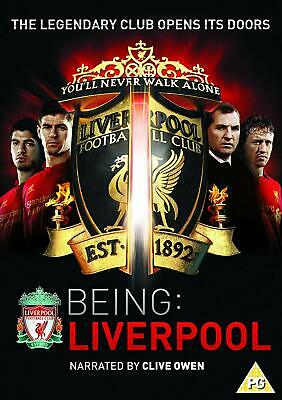 Being: Liverpool [NTSC] (DVD)