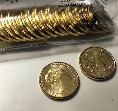 2018 $1 MOR Coin UNC  Mob Of Roos MOR - UNC - 20148 One Dollar Coin Kangaroo
