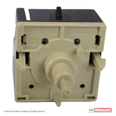 HVAC Heater Control Switch-Temp Control MOTORCRAFT YH-1616