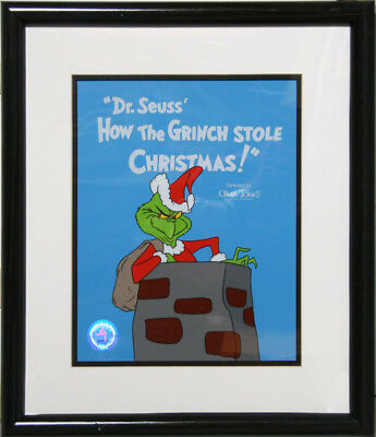 Dr. Seuss, How the Grinch Stole Christmas, Sericel
