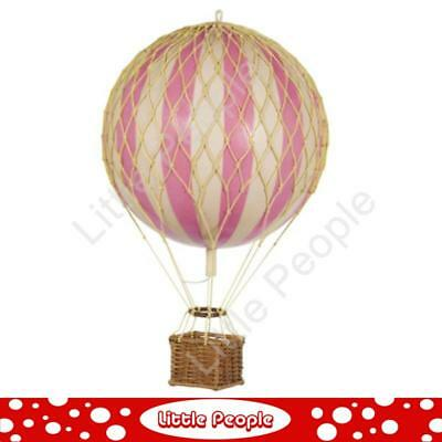Hot Air Ballon Pink 8.5cm perfect for any nursery