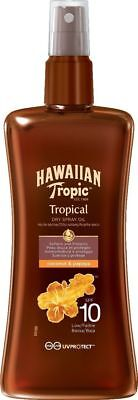 Hawaiian Protective Dry Spray Oil SPF10 200 ml