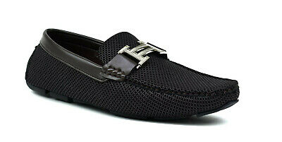 Men's New Slip On Casual Boat Deck Moccasin Designer Loafers Driving Shoes Size