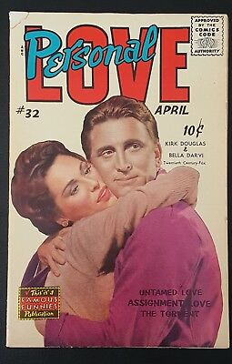 Personal Love Issue #32-Rare And I Repeat...rare! Under 12 Copies Known