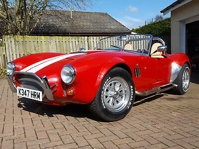 Stunning AC Cobra with 3.5 litre V8 engine - this car has very low mileage
