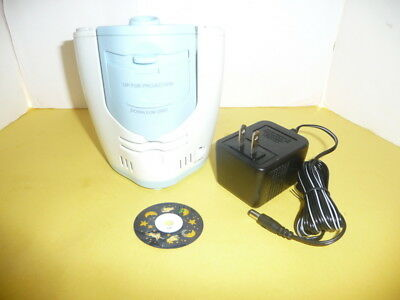 MyBaby Soundspa Lullaby Sound Machine & Projector Auto-Off Timer 7 w HEARTBEAT @