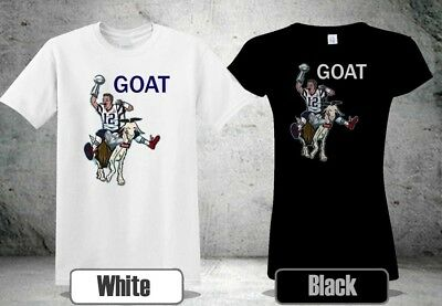 New Brady is the Greatest of All Time GOAT T-Shirt Patriots MVP Tee Shirt 118e49932