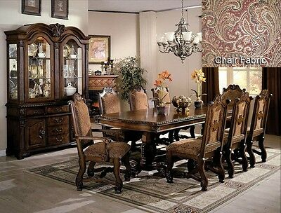 NEO RENAISSANCE FORMAL Dining Room Furniture Set with ...