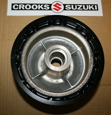 NOS 54110-20401 Genuine Suzuki RM80 Front Wheel Hub