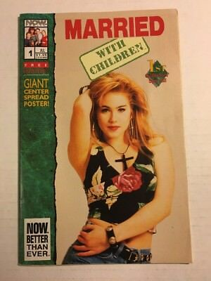 Married With Children #1 Now Comics 1992