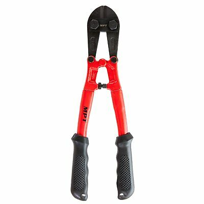 """MPT Commercial Bolt Cutters 300mm 12"""" 6mm Capacity Reo Rebar Steel Rod Cutter"""