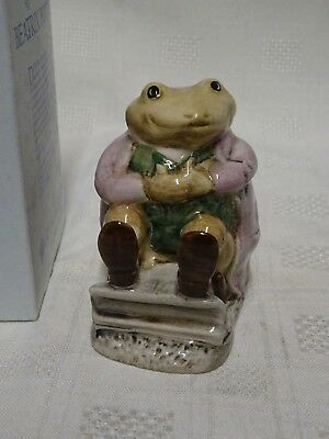 Collectable Royal Albert Beatrix Potter Figure - P2453 Mr Jackson
