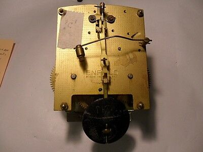"Vintage Clock Movement ""enfield"" (C)"
