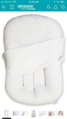 Snuggle Me Original Patented Sensory Lounger For Baby, Made in USA