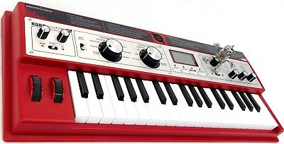 KORG Microkorg XL Synth Vocoder Limited Edition Red + Neuwertig OVP + Garantie