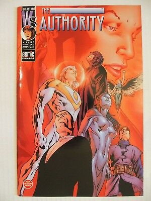 The Authority. N° 6 du 03/2001- Image éditions SEMIC C.O.M.I.C.S.