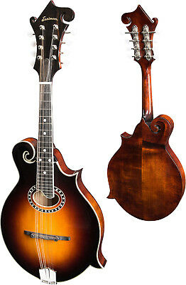 Eastman MD514 CS F-Style Mandolin with oval Hole mit GigCase