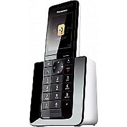 Dect Sans Fil Panasonic Design Grand Ecran Black