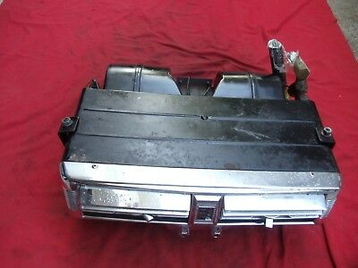 VINTAGE AUTO AIR CONDITIONER , MARK IV , MONITER UNDER DASH , Knee Knocker