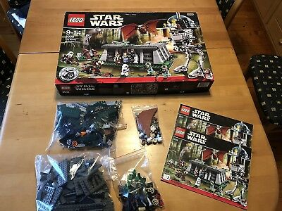 LEGO Star Wars 8038 The Battle of Endor OVP
